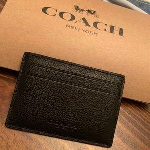 Other - Men's coach card holder